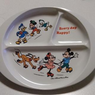 ディズニー(Disney)のDisney レトロ食器(プレート/茶碗)