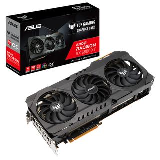 ASUSTek AMD Radeon RX 6800 XT トリプルファンモデル(PCパーツ)