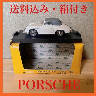 ポルシェ(Porsche)の【箱付き】ミニカー ポルシェ 356 白(ミニカー)