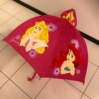 ディズニー(Disney)のプリンセス 傘 香港 ディズニーランド 女の子 幼児 傘 アリエル(傘)