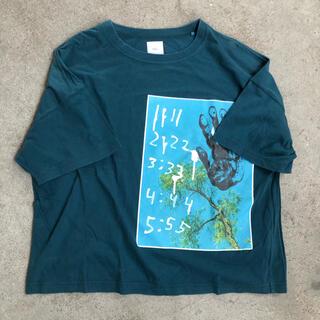 アンユーズド(UNUSED)のname. Tシャツ(Tシャツ/カットソー(半袖/袖なし))