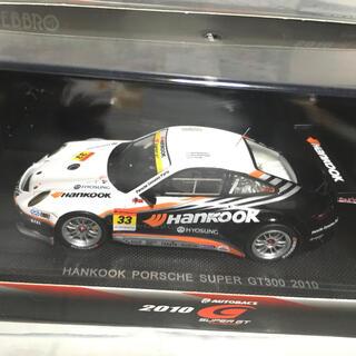 ポルシェ(Porsche)のエブロ ハンコック ポルシェ gt 300(ミニカー)