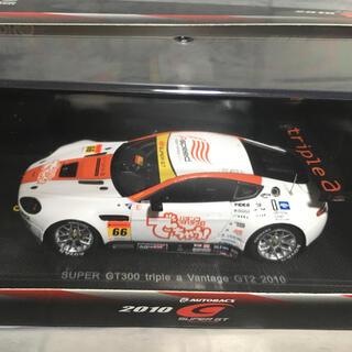 ポルシェ(Porsche)のエブロ ヴァンテージ gt2 gt300(ミニカー)