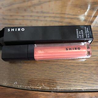 シロ(shiro)のShiro エッセンスリップオイルカラー 0A05(リップグロス)