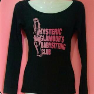 ヒステリックグラマー(HYSTERIC GLAMOUR)のヒステリックグラマー 長袖Tシャツ(Tシャツ(長袖/七分))
