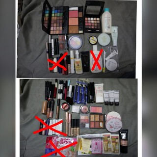 ケイト(KATE)の【大量】化粧品 まとめ売り(コフレ/メイクアップセット)