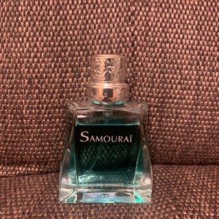 サムライ(SAMOURAI)の【値下げ交渉可】サムライ オードトワレ 香水(香水(男性用))