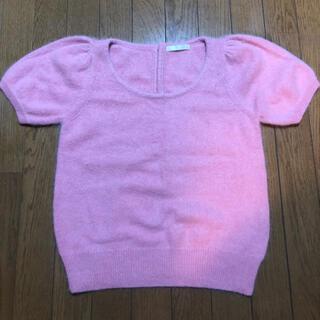 フェルゥ(Feroux)の半袖ニット(Tシャツ(半袖/袖なし))