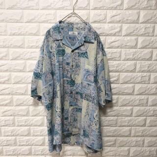 モダン ポリエステル メンズシャツ(シャツ)