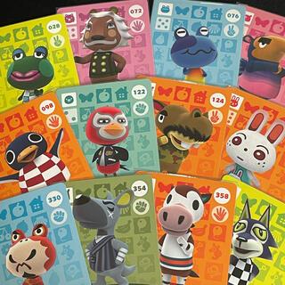 ニンテンドウ(任天堂)のどうぶつの森 amiibo カード まとめ売り(カード)