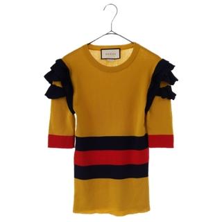 グッチ(Gucci)のGUCCI グッチ 長袖セーター(ニット/セーター)