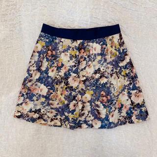 バナーバレット(Banner Barrett)の美品☆春スカート36(ひざ丈スカート)