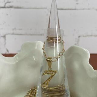 アヴァランチ(AVALANCHE)のK18 YGダイヤモンド ラッキー7 ペンダントヘッド(チャーム)