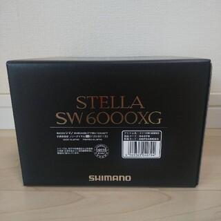 シマノ(SHIMANO)の新品 シマノ 20ステラSW6000XG(リール)