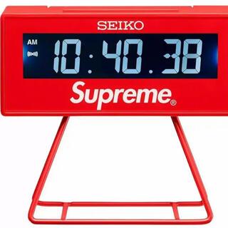 シュプリーム(Supreme)のシュプリーム セイコー マラソン クロック(置時計)