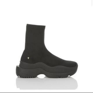 Yellow boots - 【yello】BAISEN SNEAKER SHORT BOOTS