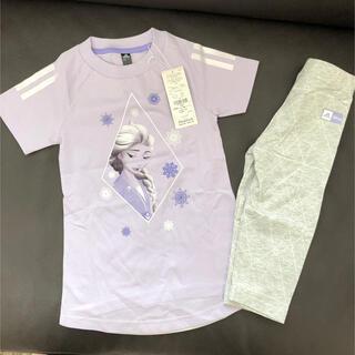 アディダス(adidas)のadidas 上下セット キッズ ディズニー アナと雪の女王2  100cm(ワンピース)