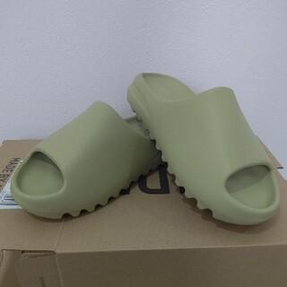 アディダス(adidas)のadidas yeezy slide 23.5cm 新品 未使用 ①(サンダル)