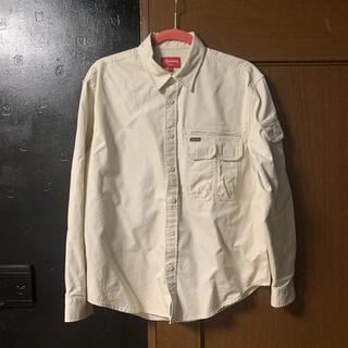 Supreme - supreme トップス カッターシャツ 正規品