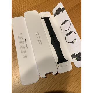 Hermes - Apple Watch HERMESスポーツバンド 44mm ブラック