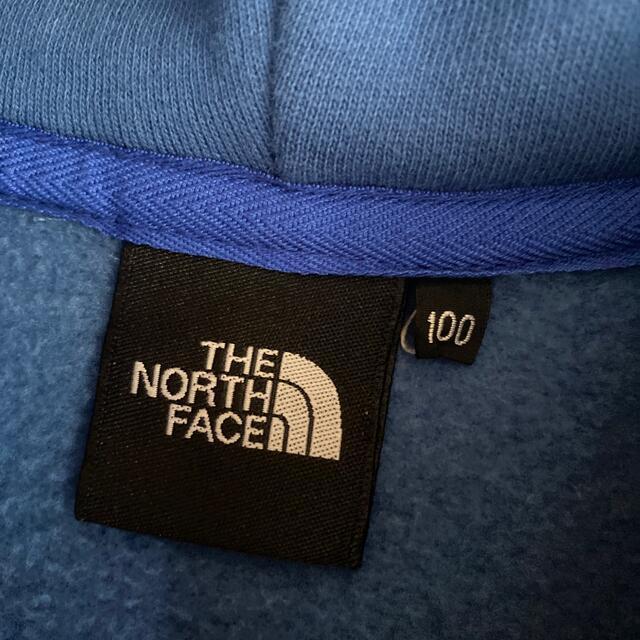 THE NORTH FACE(ザノースフェイス)のザノースフェイス パーカー キッズ/ベビー/マタニティのキッズ服男の子用(90cm~)(カーディガン)の商品写真
