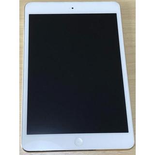 アイパッド(iPad)のiPad mini Wi-Fi16GB ホワイト (スマートフォン本体)