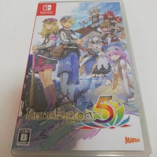 ニンテンドースイッチ(Nintendo Switch)のルーンファクトリー5 ニンテンドースイッチ(家庭用ゲームソフト)