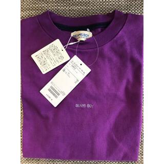 ビームスボーイ(BEAMS BOY)のビームスボーイ 新品 ロンT(Tシャツ(長袖/七分))