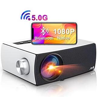 WiFi Bluetoothプロジェクタ1980*1080アマゾンより5000安(プロジェクター)