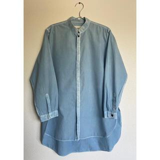 コモリ(COMOLI)の【outil】オーバーサイズシャツ(シャツ/ブラウス(長袖/七分))