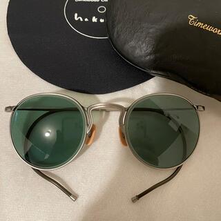 テンダーロイン(TENDERLOIN)のTIMEWORN CLOTHING × 白山眼鏡店 DEFENDER(サングラス/メガネ)