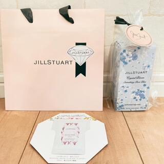 ジルバイジルスチュアート(JILL by JILLSTUART)のジルスチュアート サムシングピュアブルー パフュームドヘアミスト 新品 ギフト(ヘアウォーター/ヘアミスト)