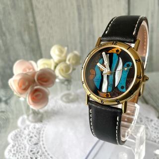 ピエールラニエ(Pierre Lannier)の【希少】Pierre Lannier ピエールラニエ 腕時計 マンボウ 魚(腕時計)