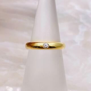 ハリーウィンストン(HARRY WINSTON)の★HARRY WINSTON★ ラウンド マリッジリング 結婚指輪 Au750(リング(指輪))