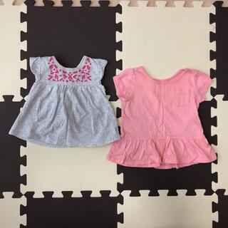 オールドネイビー(Old Navy)の女の子 夏服 75(Tシャツ)