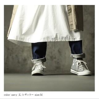 Solberry - M美品【soul berry】ウエストゴム ゆったりデニムレギンス デニレギ