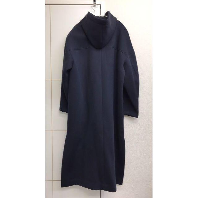 DEUXIEME CLASSE(ドゥーズィエムクラス)の Deuxieme Classe ENFOLD ボンディングコート レディースのジャケット/アウター(ロングコート)の商品写真