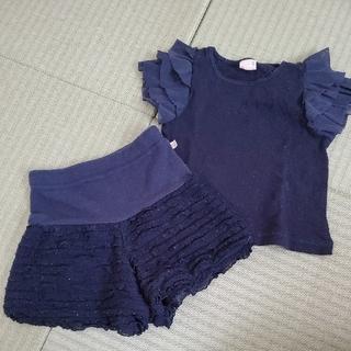 プティマイン(petit main)のプティマイン♡セットアップ(Tシャツ/カットソー)