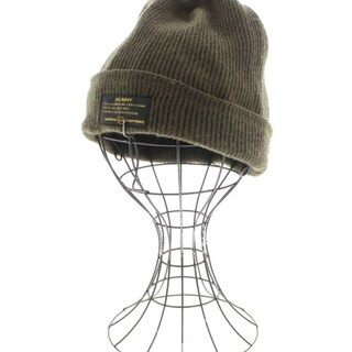 ユニフォームエクスペリメント(uniform experiment)のuniform experiment ニットキャップ・ビーニー メンズ(ニット帽/ビーニー)