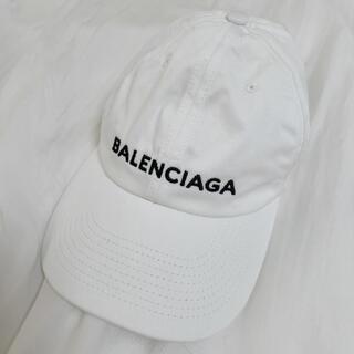 Balenciaga - ♡BALENCIAGA キャップ ホワイト♡