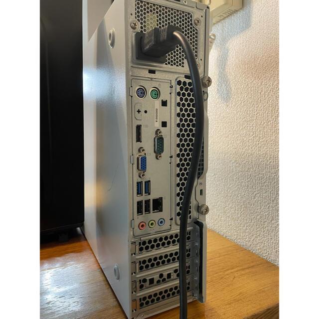 NEC(エヌイーシー)のYouTubeも快適に見れます♪パソコン本体、ディスプレイ、キーボードなど一式 スマホ/家電/カメラのPC/タブレット(デスクトップ型PC)の商品写真
