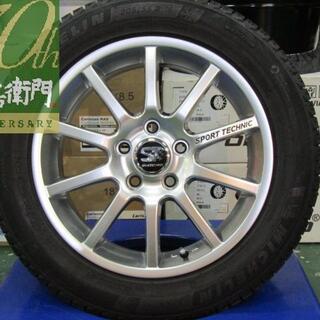 フォルクスワーゲン(Volkswagen)のスポーツテクニック モノ10ヴィジョン EU2 4本セット(タイヤ・ホイールセット)