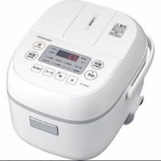 東芝 - TOSHIBA 東芝 炊飯器 3合炊き 2021年製