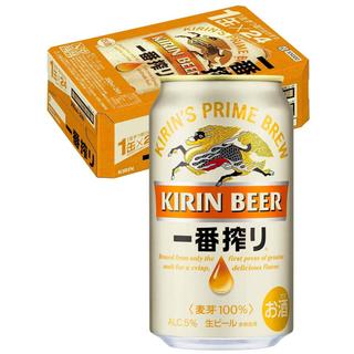 キリン - キリン 一番搾り 350ml×24本 1ケース