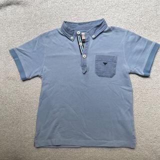 エンポリオアルマーニ(Emporio Armani)のアルマーニジュニア☆ARMANI junior☆ポロシャツ5Y 112㎝☆(Tシャツ/カットソー)