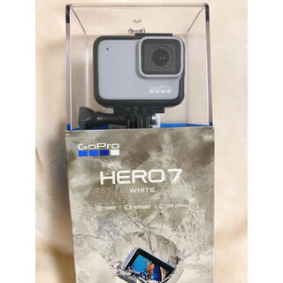 ゴープロ(GoPro)の週末限定お値下げ中GoPro HERO7 White(ゴープロ)(コンパクトデジタルカメラ)