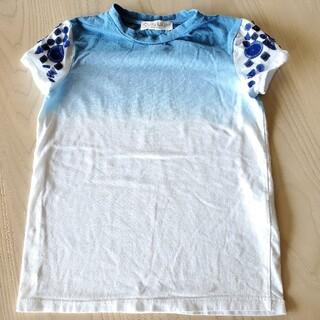 イピンコパリーノ(I PINCO PALLINO)の8歳サイズ☆ユニセックス☆装飾付きTシャツ(Tシャツ/カットソー)