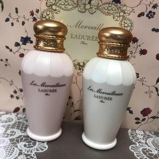 レメルヴェイユーズラデュレ(Les Merveilleuses LADUREE)のラデュレ 空き容器 化粧水&美容液(化粧水/ローション)