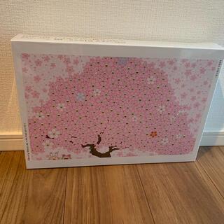 モマ(MOMA)の村上隆 cherry blossom カイカイキキ パズル be@rbrick(その他)