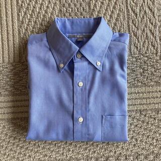 ユニクロ(UNIQLO)の【美品】ユニクロメンズ半袖シャツ(Tシャツ/カットソー(半袖/袖なし))